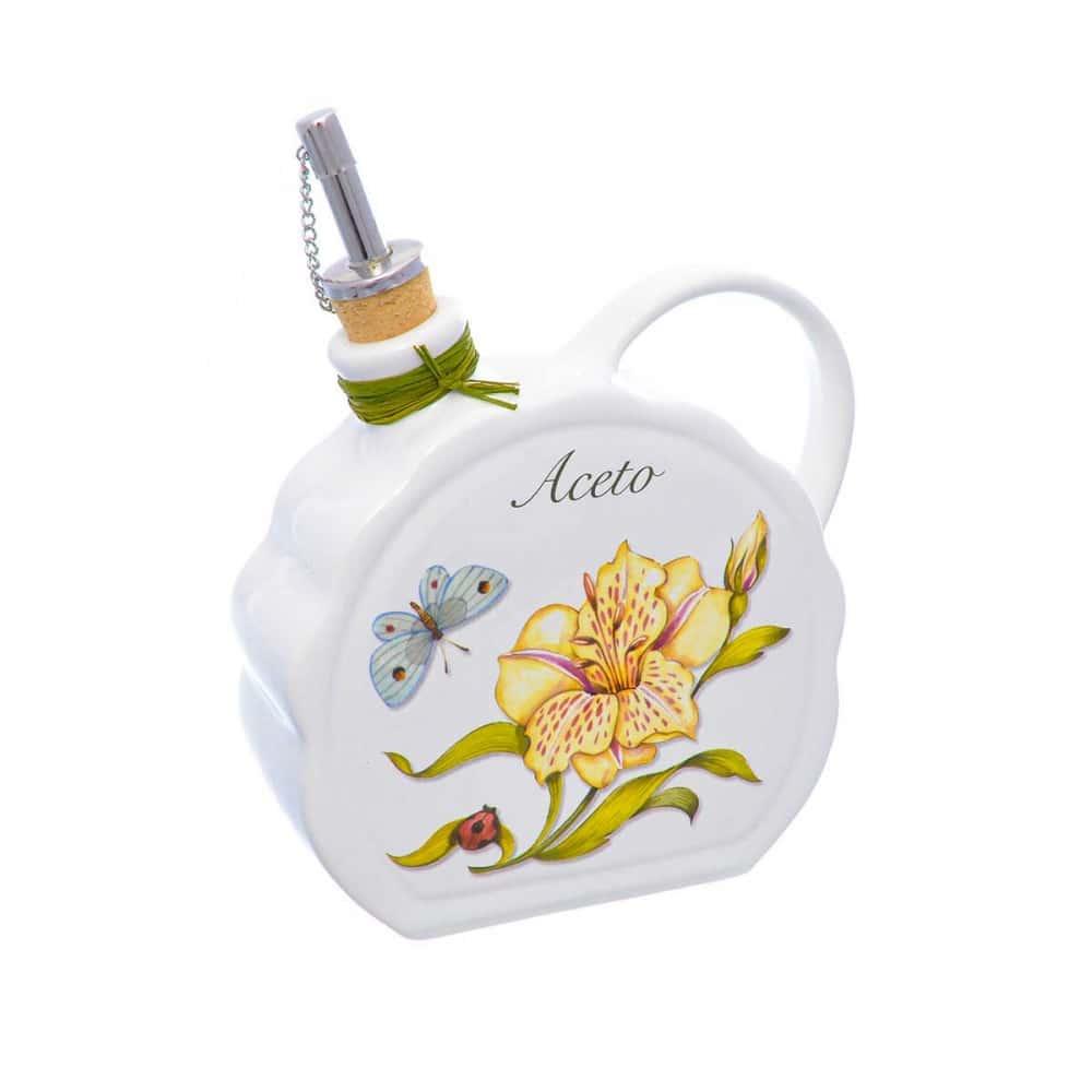 Бутылка для масла NUOVA CER orchid