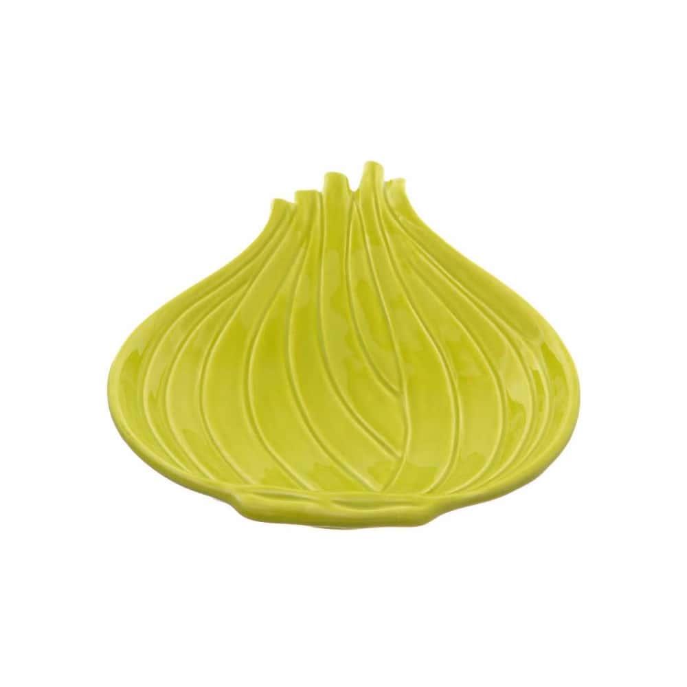 Салатник NUOVA CER 33см зеленый