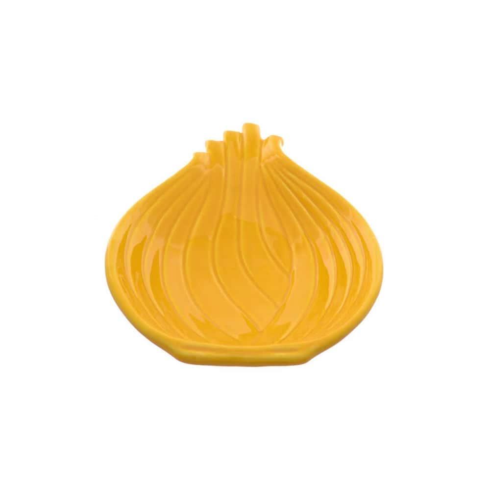 Салатник NUOVA CER 26см желтый