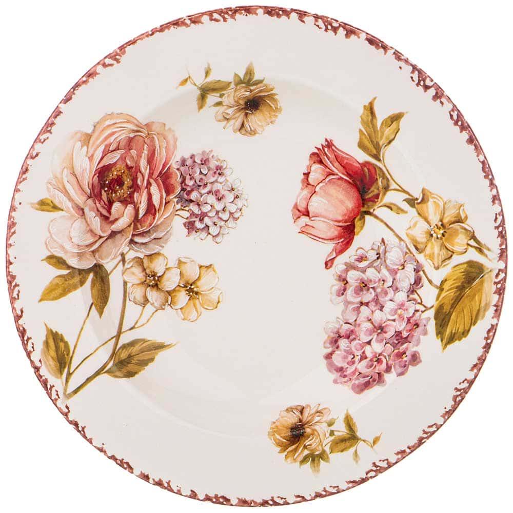 Тарелка суповая 24см Сады Венеции LCS без упаковки