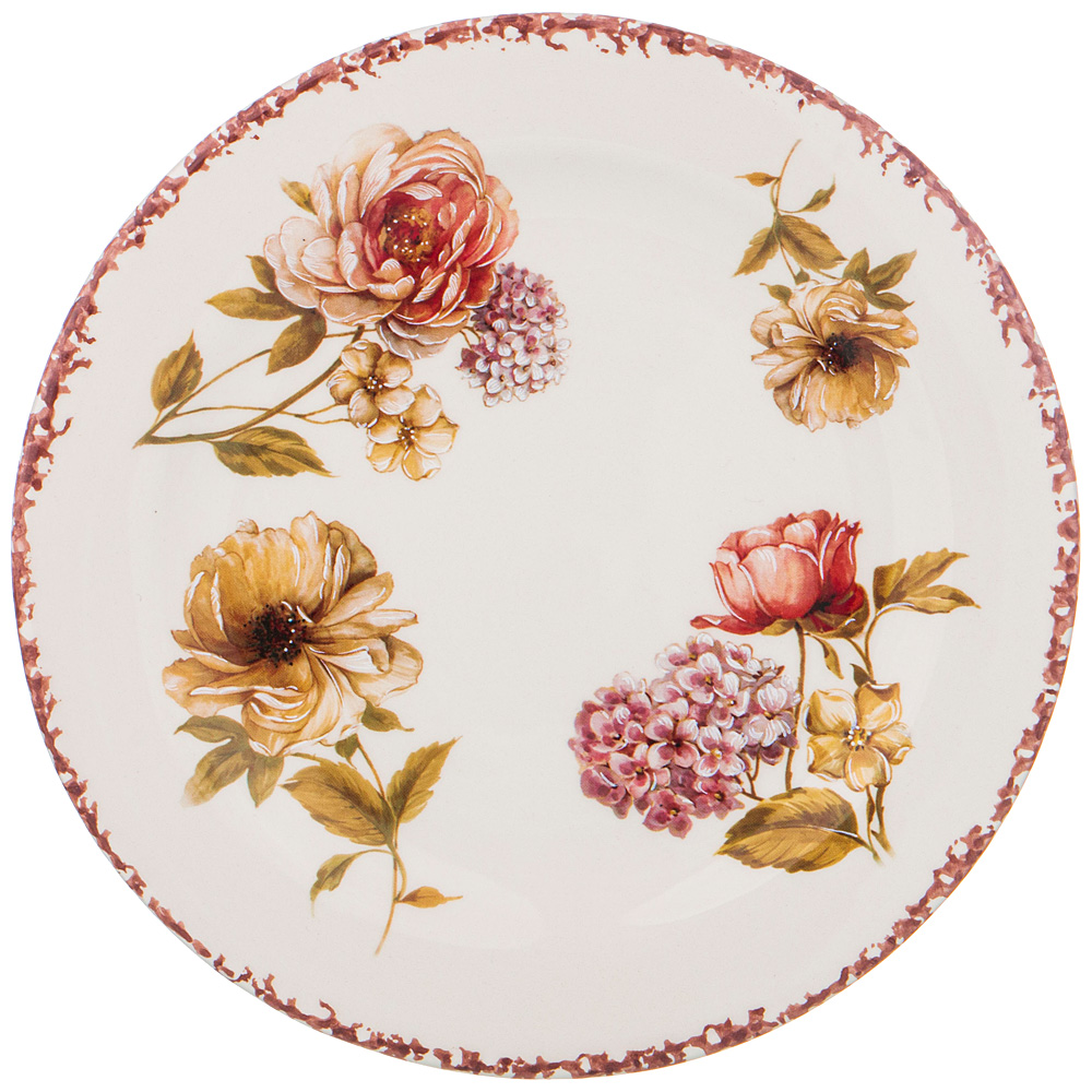 Тарелка закусочная 20см Сады Венеции LCS без упаковки