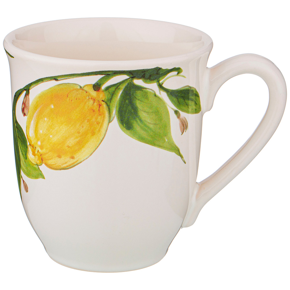 Кружка Итальянские лимоны LCS 500 мл без упаковки