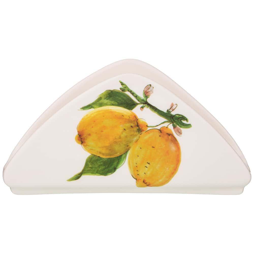 Салфетница 21х5,5х10,5 см Итальянские лимоны LCS без упаковки