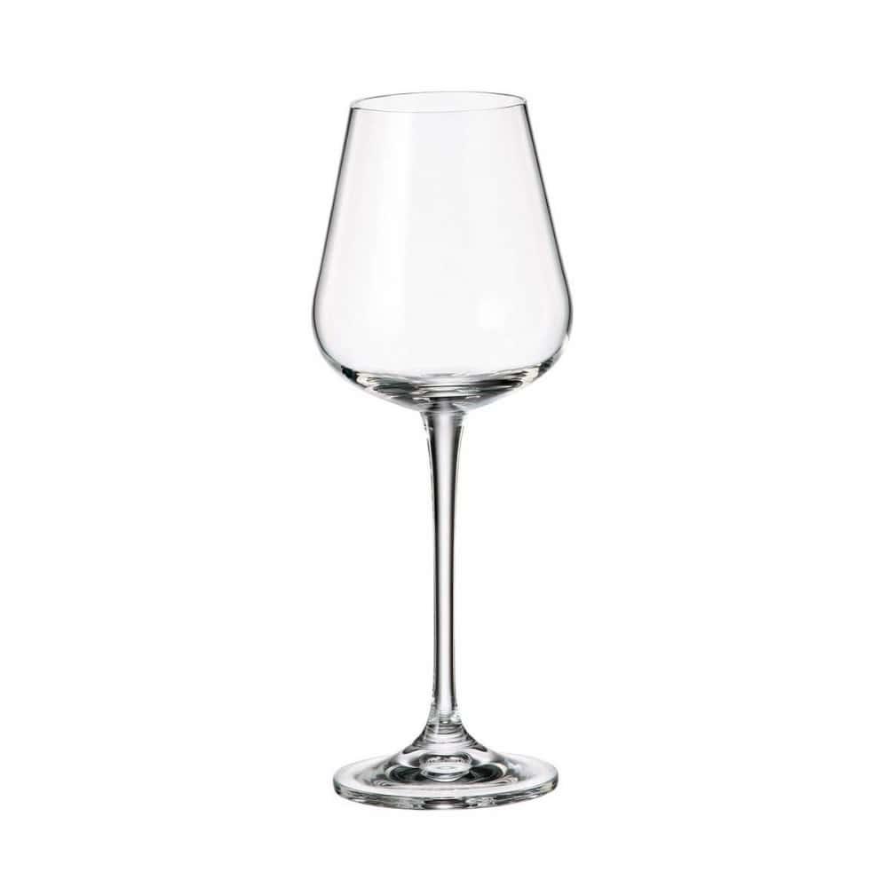 Набор бокалов для вина Crystalite Bohemia Ardea/Amundsen 260 мл (6 шт)