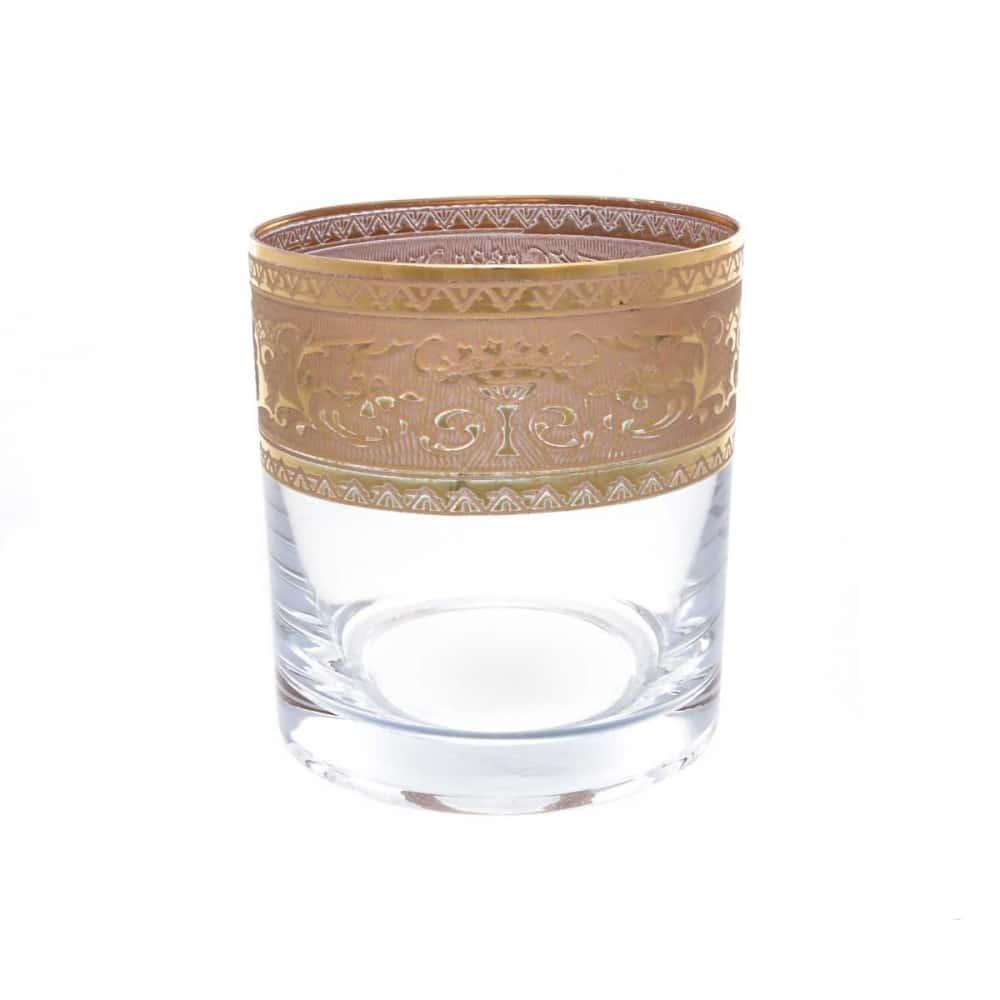 Набор стаканов для воды Crystalite Bohemia Смальта 280мл (6 шт)