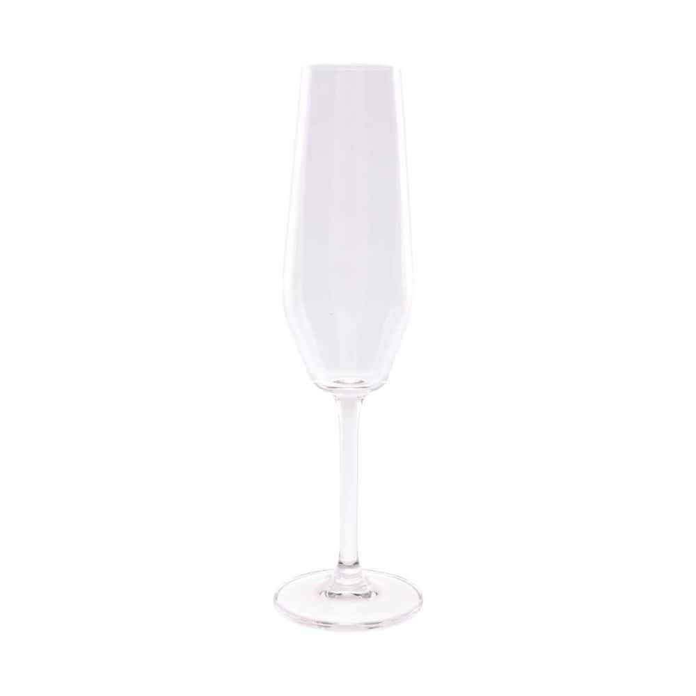 Набор фужеров для шампанского Crystalite Bohemia 220мл (6 шт)