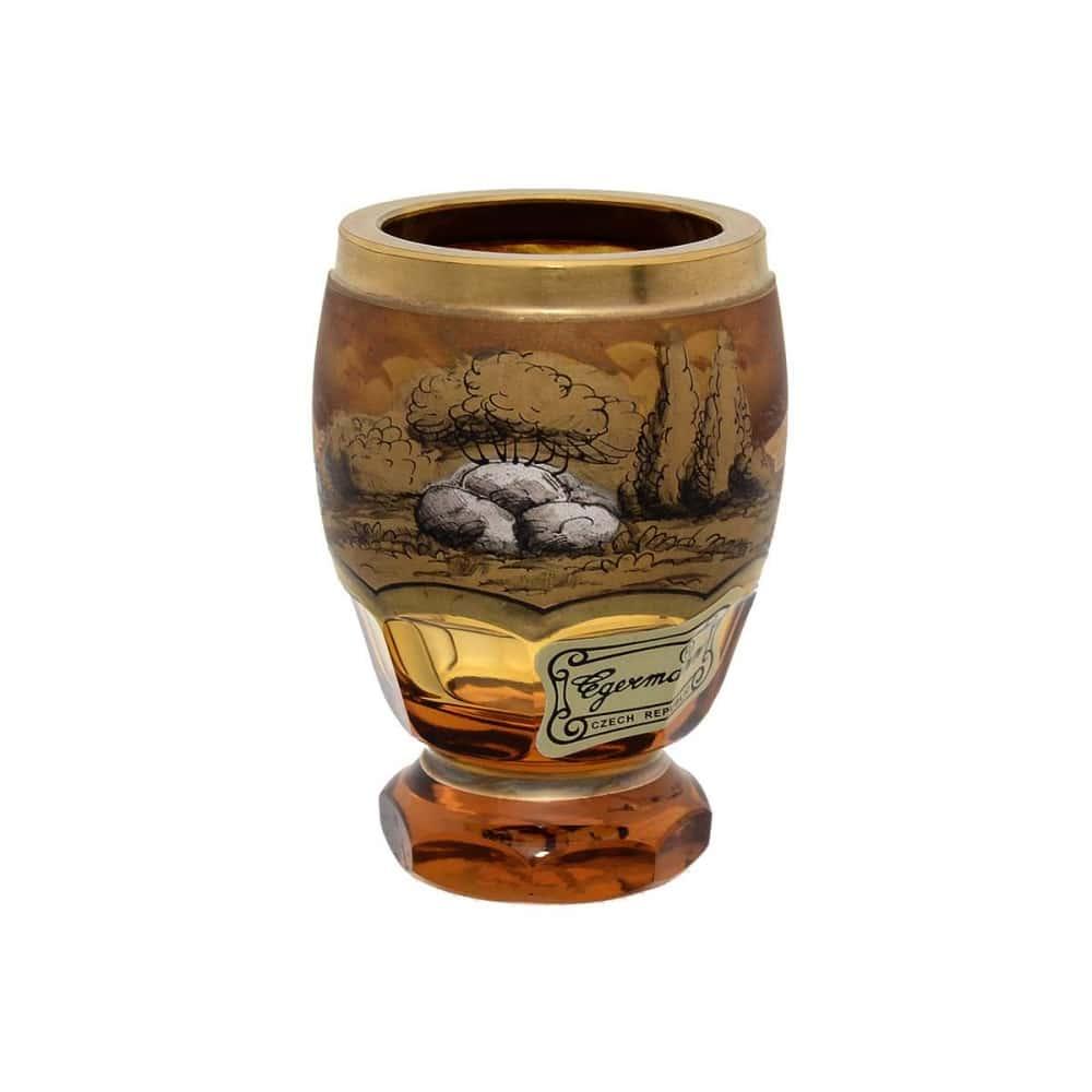 Набор стаканов (2 шт) Медовая Егерманн
