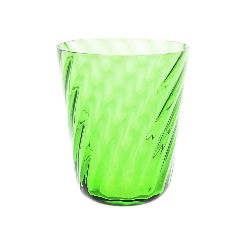 Набор стаканов Egermann 300мл зеленые