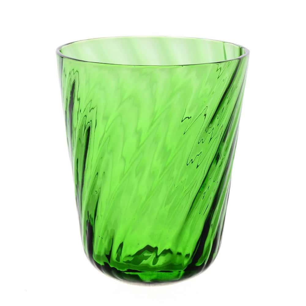 Набор стаканов 300мл Egermann зеленые