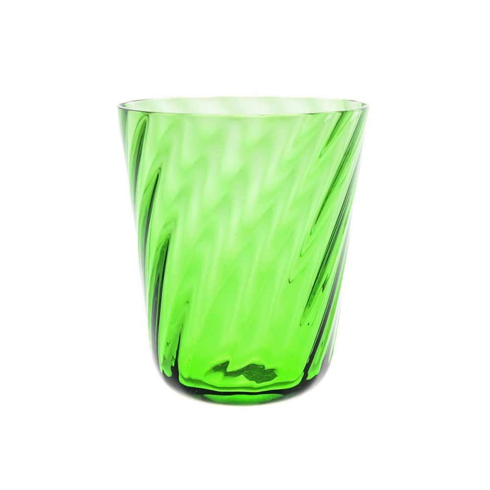 Набор стаканов Egermann 300мл зеленые 41998