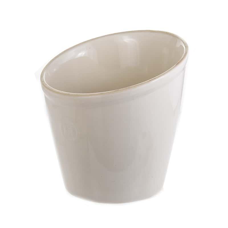 Стакан для кухонных предметов и аксессуаров Emile Henry, цвет крем