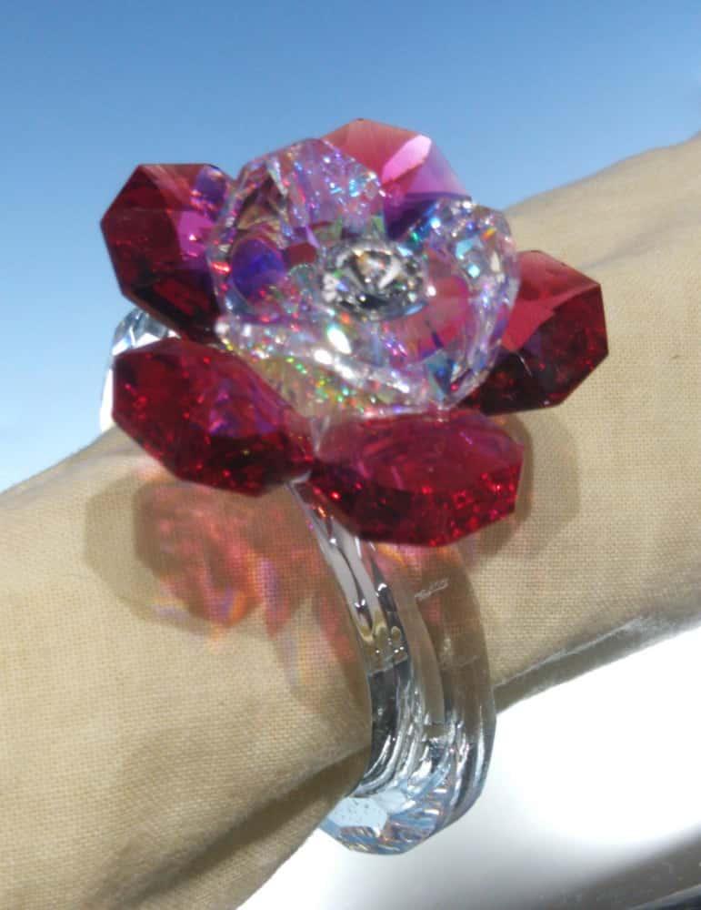 Кольцо для салфетки Рубин Nuria Grau