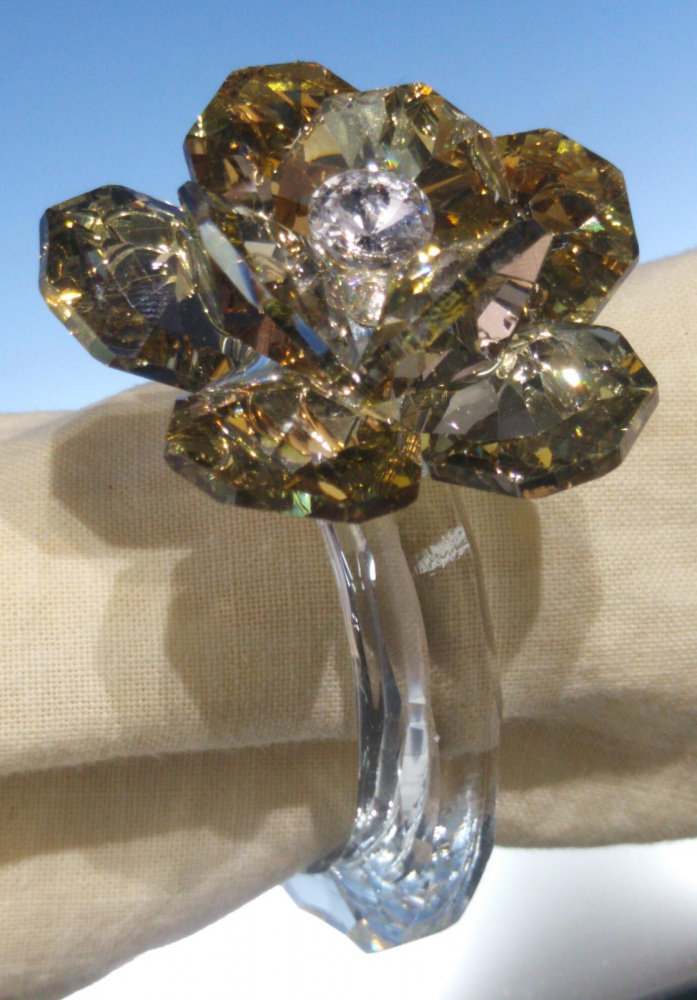 Кольцо для салфетки Шампань Nuria Grau