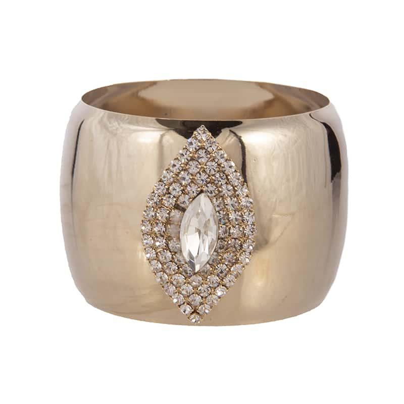 Салфетница-кольцо 5см. зол. Claret