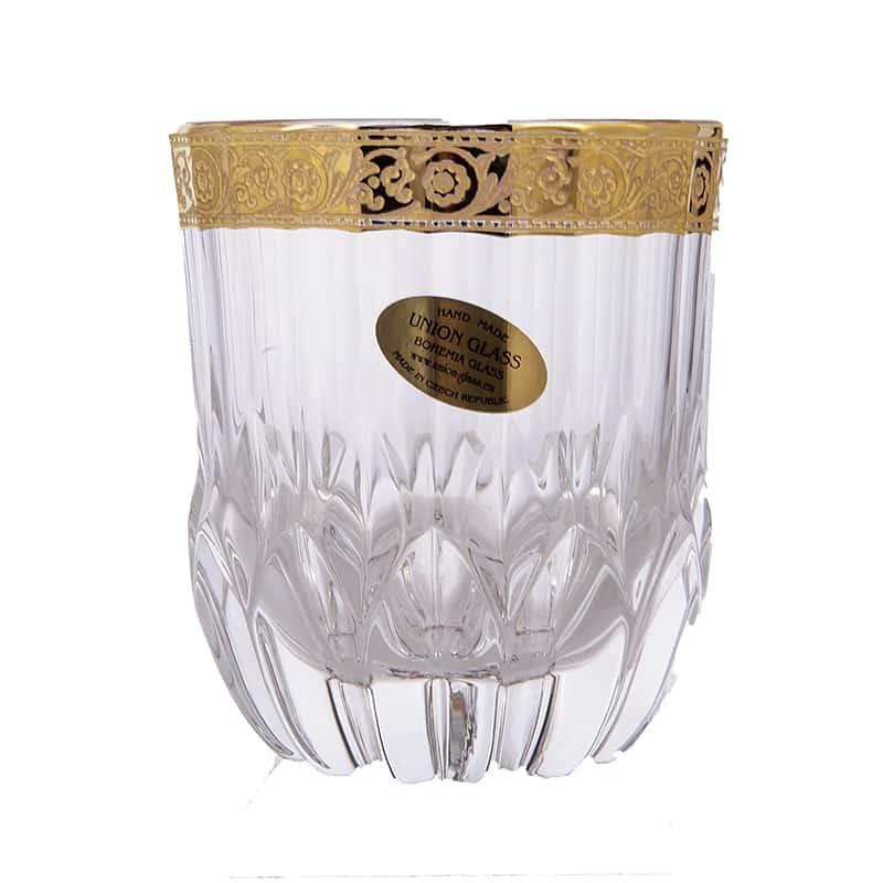 Набор стаканов 350мл.6шт. Адажио Голд Union Glass