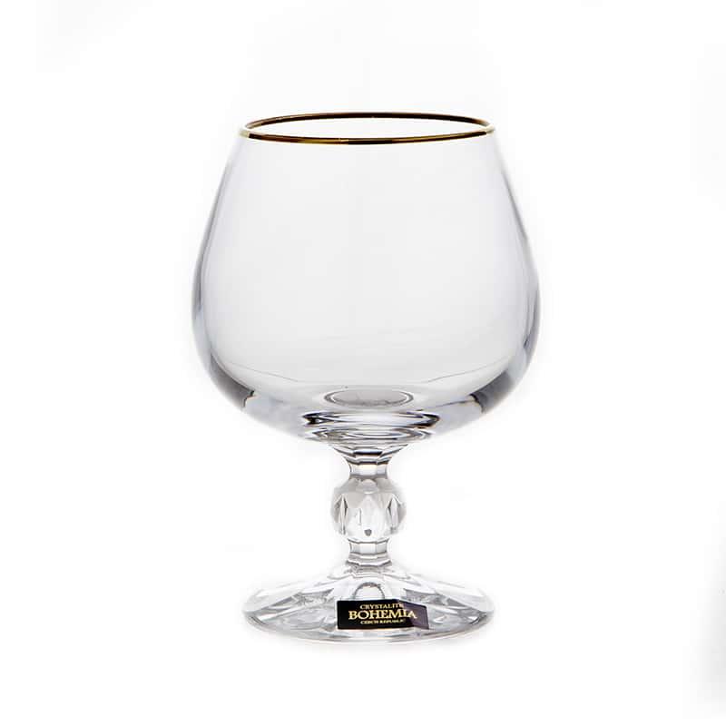 Набор бокалов 250мл.6шт. Клаудия 230116 Crystalite Bohemia