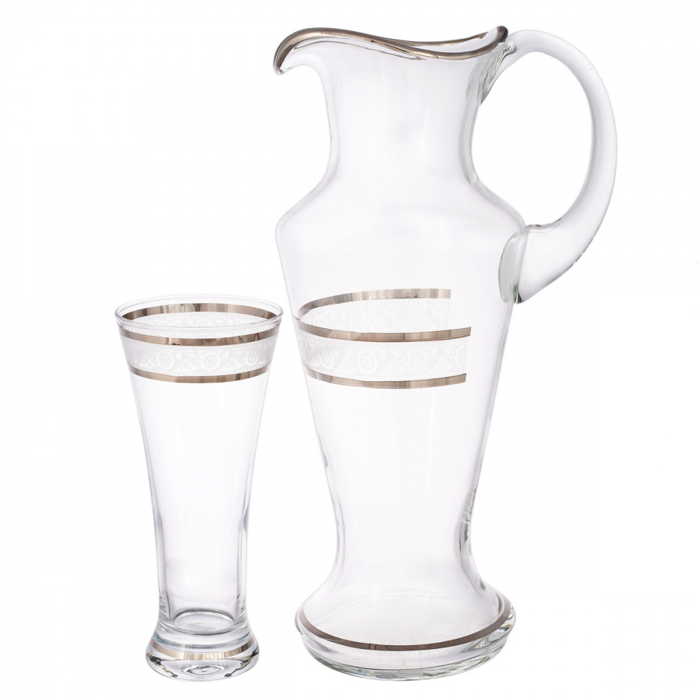 Набор 300мл. на 6перс.7предм. Union Glass