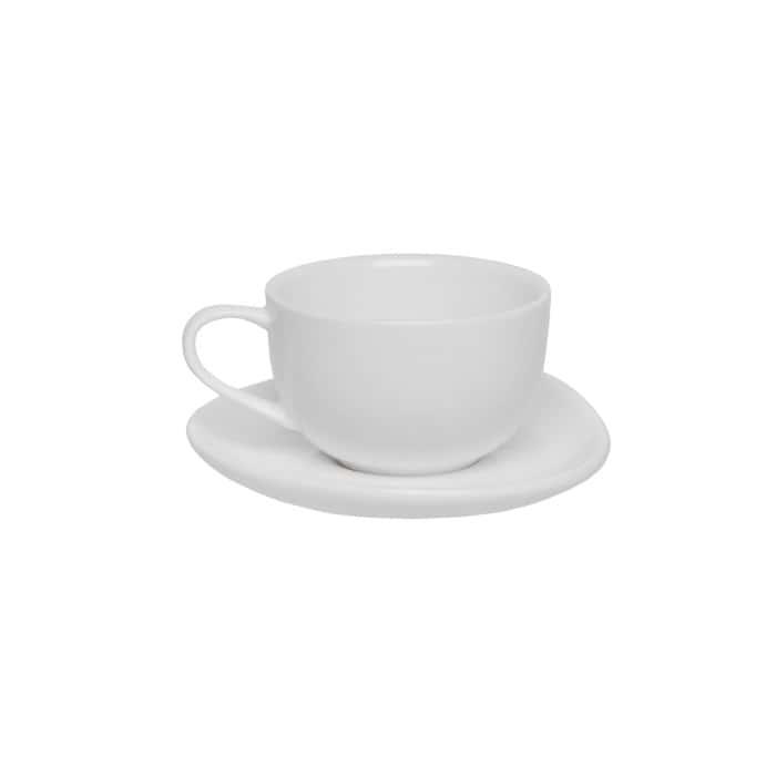 Кофейная пара (чашка + блюдце) 90 мл.