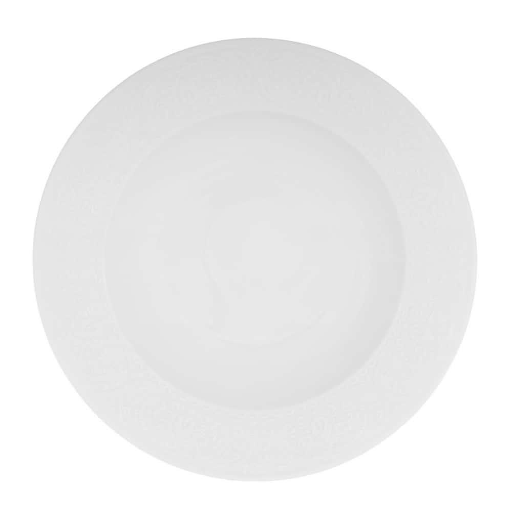 Тарелка глубокая 22 см. Tudor