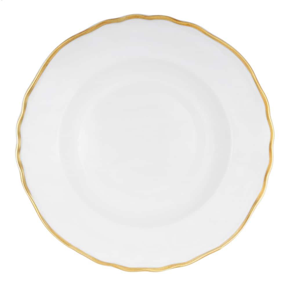 Тарелка глубокая 22см.