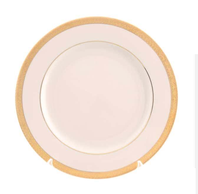 Блюдо круглое Falkenporzellan Cream Gold 30 см