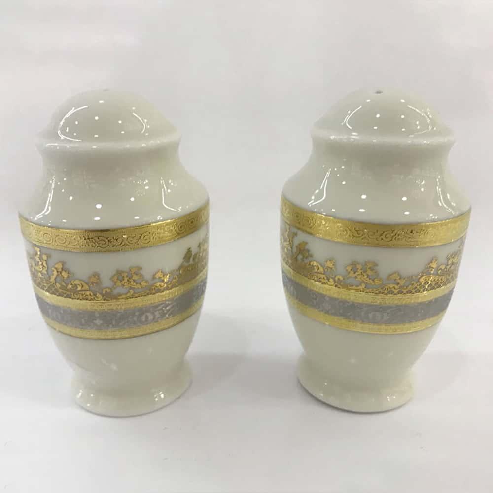 Солонка/Перечница Falkenporzellan Cream Gold