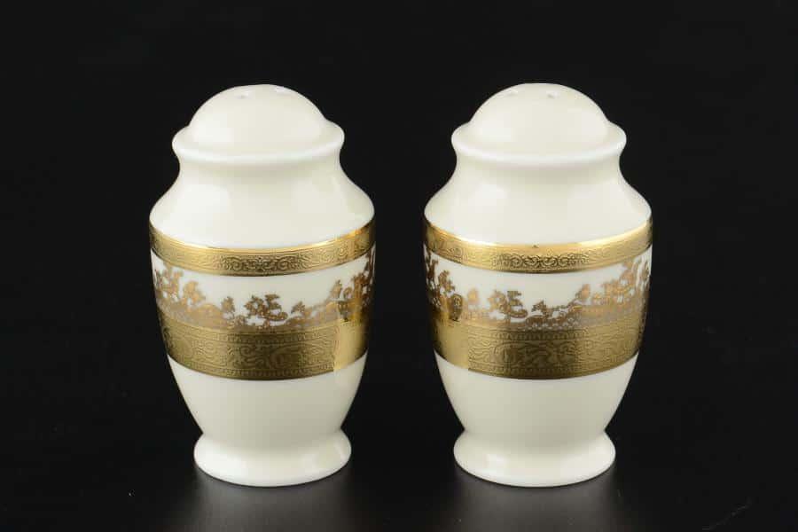 Набор для специй Falkenporzellan Cream Gold (2 шт)