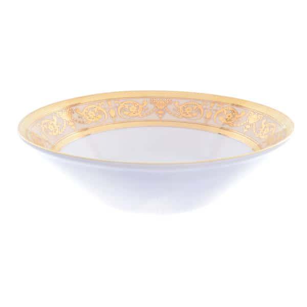 Салатник Falkenporzellan Imperial Creme Gold 24см