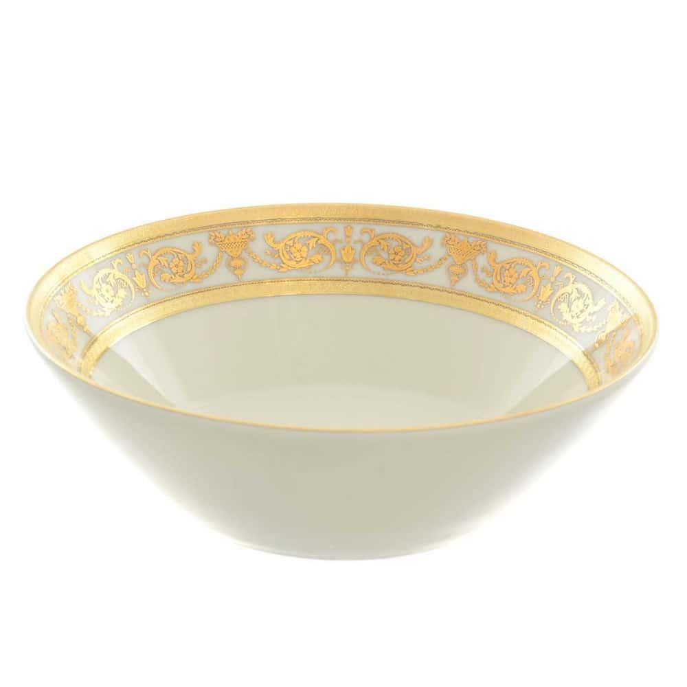 Салатник Falkenporzellan Imperial Cream Gold 19 см