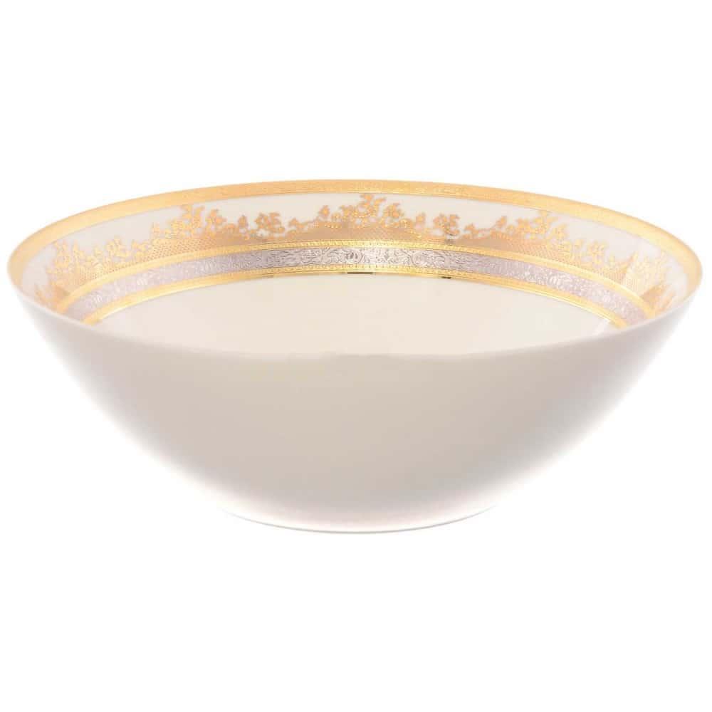Салатник Falkenporzellan Cream Gold GP 24 см