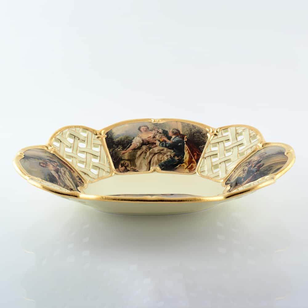 Фруктовница Bruno Costenaro Boucher Ceramiche 41*32*8