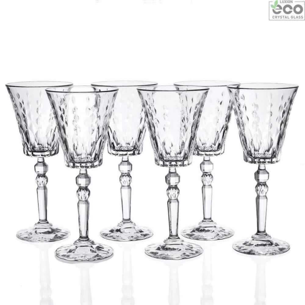 Набор фужеров для вина Marilyn 260 мл RCR Cristalleria Italiana 44215