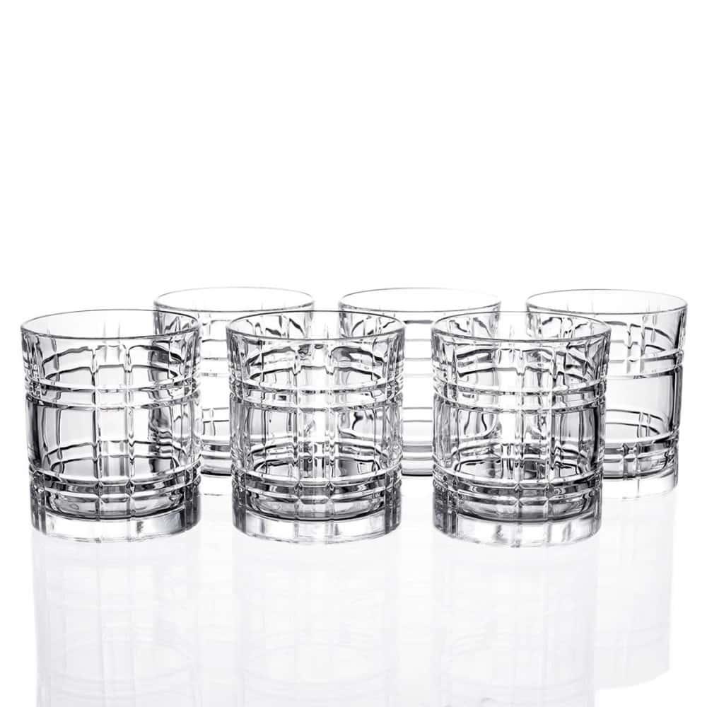 Набор стаканов BICCHIERE ANY RCR Cristalleria Italiana 300мл
