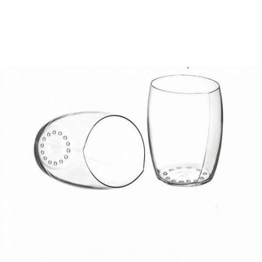 Набор стаканов для воды BICCHIERE WORLD'S BEST MEDIUM RCR Cristalleria Italiana 42687