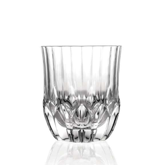 Набор стаканов для воды RCR Adagio 400 мл (6 шт)
