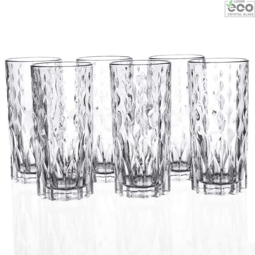 Набор стаканов для воды Marilyn 350 мл RCR Cristalleria Italiana 44213
