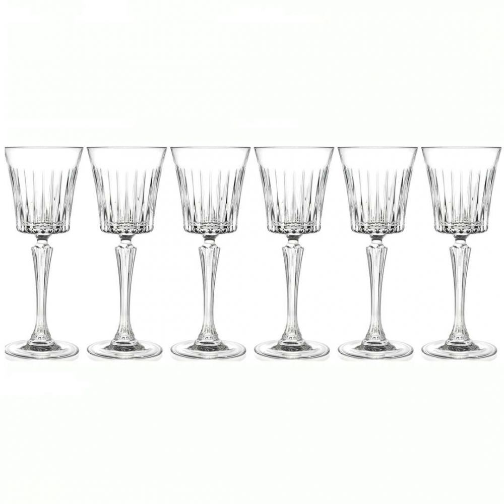 Набор рюмок для водки Timeless 110 мл(6шт) RCR Cristalleria Italiana 43205
