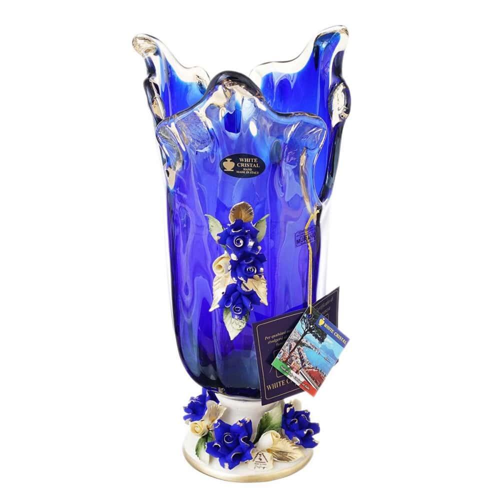 Ваза White Cristal 47094
