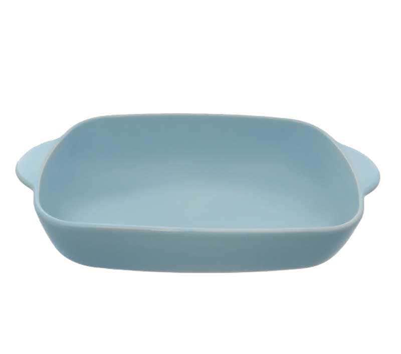 Форма для запекания Repast прямоугольная матовый голубой