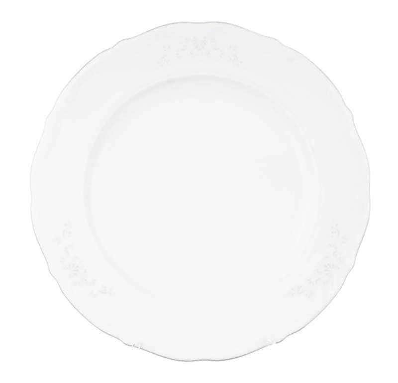 Блюдо круглое Repast Свадебный узор 32 см