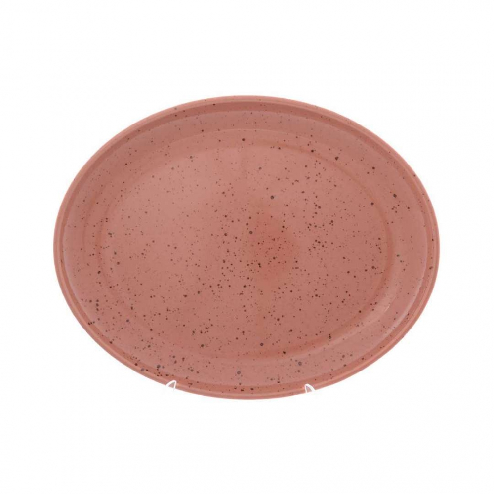 Блюдо овальное lifestyle TERRACOTTA 32см Repast 43953