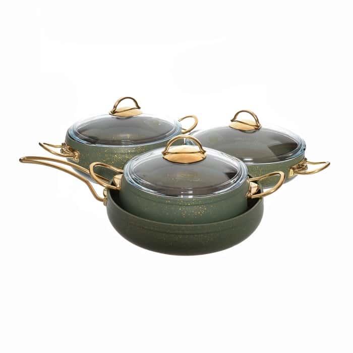 Набор посуды с а/п покрытием Repast из 7 предметов 49145