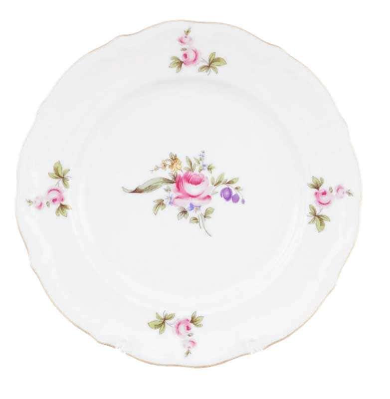Набор тарелок плоских Repast Мейсенский букет 19 см
