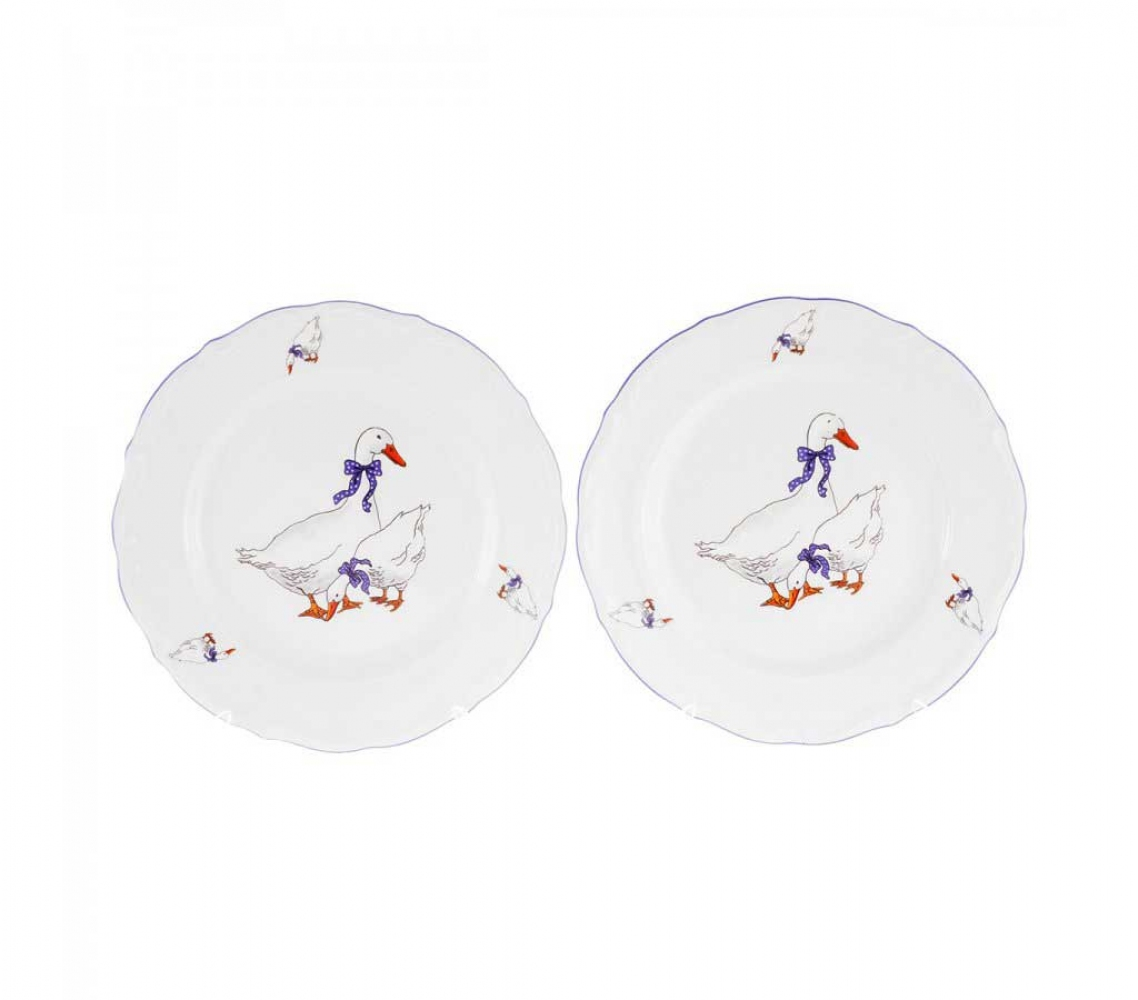 Набор тарелок плоских Repast 24 см (2 шт в наборе)