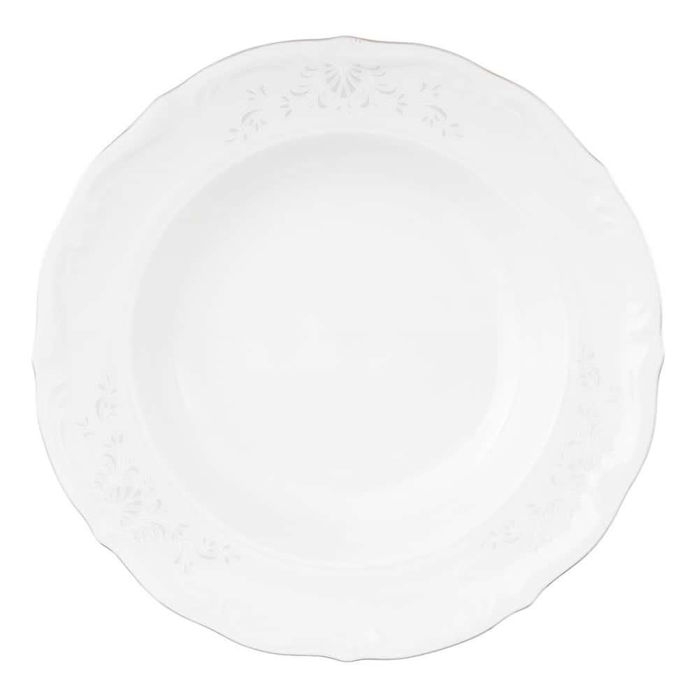 Набор глубоких тарелок 22,5 см Repast Свадебный узор (6 шт)