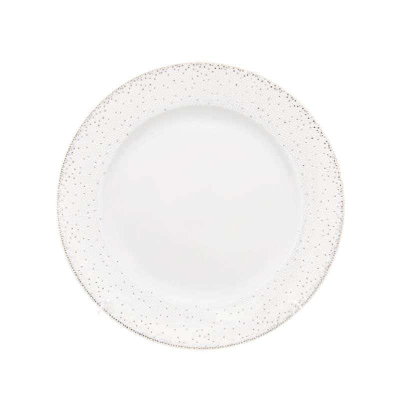 Набор плоских тарелок Repast Жемчуг 19 см