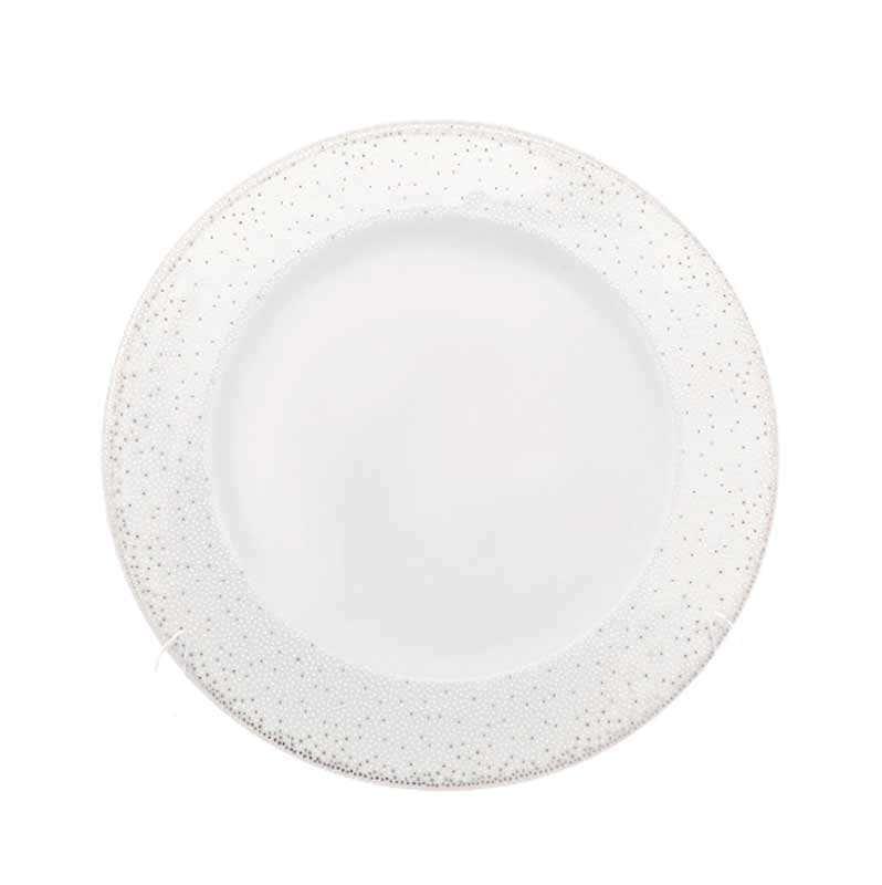 Набор плоских тарелок Repast Жемчуг 21 см