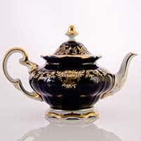 Ювел синий Чайник 1,2 л Weimar Porzellan