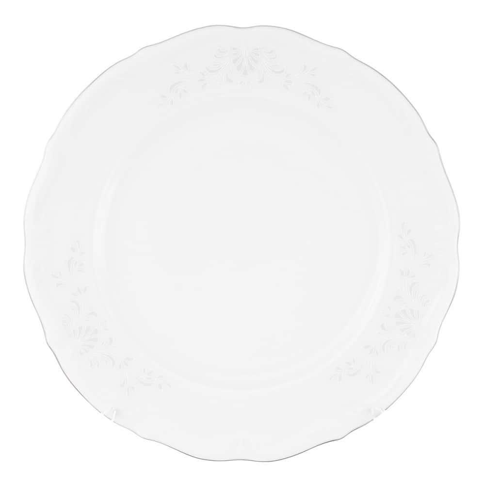 Набор плоских тарелок 21 см Repast Свадебный узор (6 шт)
