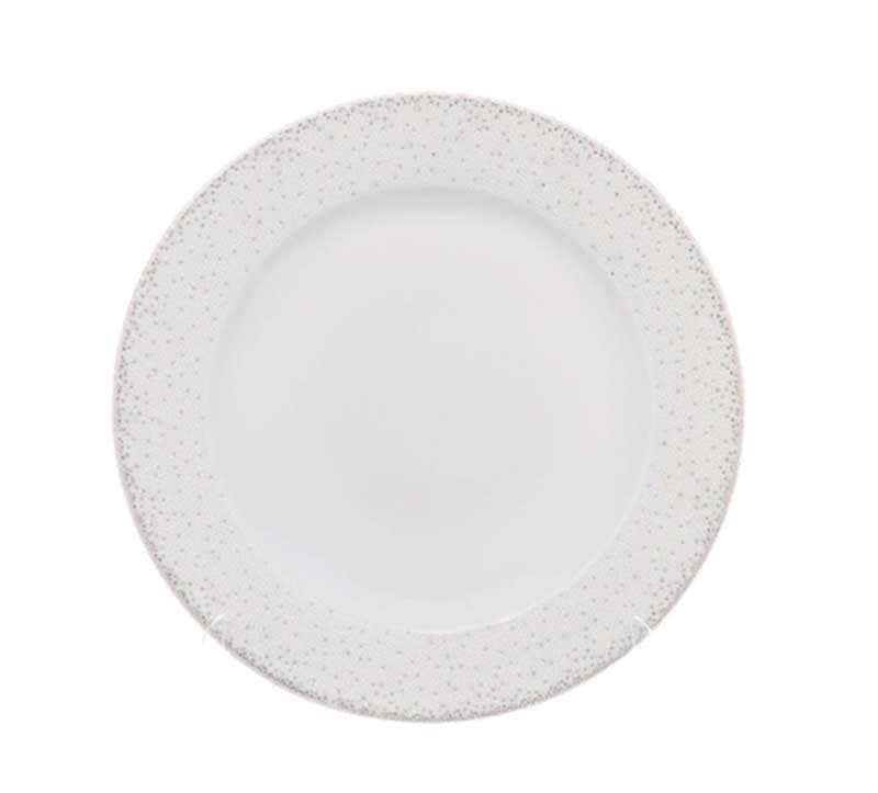 Набор плоских тарелок Repast Жемчуг 25 см